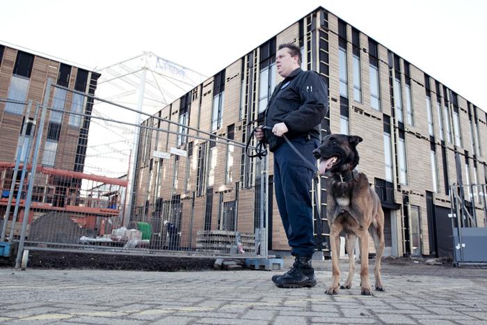Beveiliging (met en zonder hond)